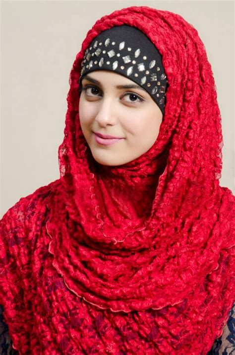 pakistani hijab style  step  step images