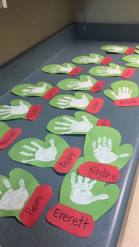 Christmas Crafts For Kindergarten  Site About Children