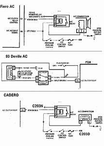 Saturn A C Compressor Clutch Wiring Diagram  Saturn  Auto Wiring Diagram