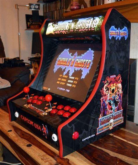 Mini Arcade Cabinet Kit Uk by 1000 Ideas About Arcade Machine On Arcade