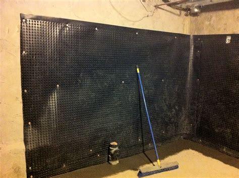 How To Waterproof Interior Basement Walls - interior waterproofing 4 nusite waterproofing contractors