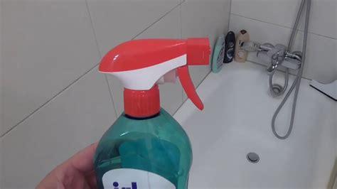 Duschkabine Sauber Machen genialer trick duschkabine reinigen mit klarsp 252 ler
