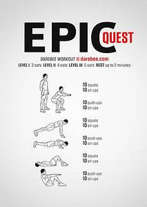 Silent Workouts