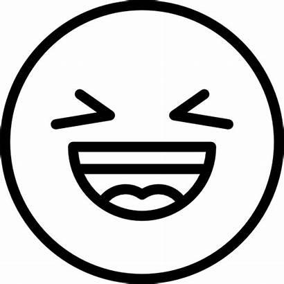 Emoji Laughing Icon Svg Emoticons Icons Smileys