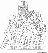 Thanos Avengers Coloriage Coloring Dessin Fortnite Endgame Imprimer Skin Gratuit Colorier Printable Coloriages Avenger Dessins Drawing Breakflip Banane Hulk Spiderman sketch template