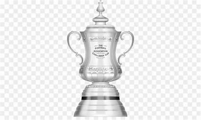 Trophy Cup League Premier Clipart Fa Efl
