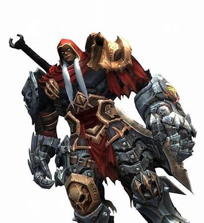 Darksiders War Render Renders Horsemen Apocalypse Wiki