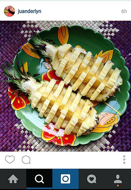 pineapple obsession for your this week 39 s best food photos by spot ph readers spot ph