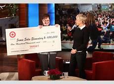 Ellen Donates To James Sales Elementary South Sound Magazine