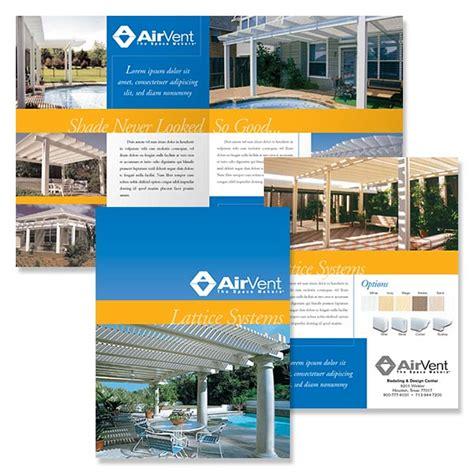 Construction Brochure Design Pdf by Residential Construction Brochure Brochures Business