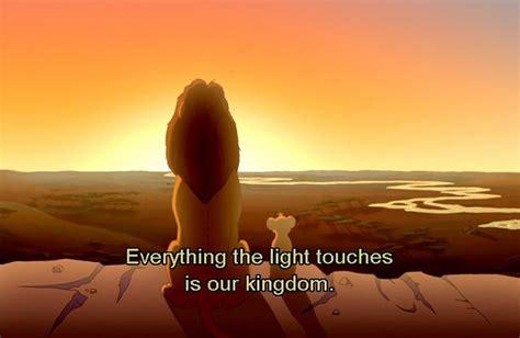 lion king mufasa  simba disney lionking quote