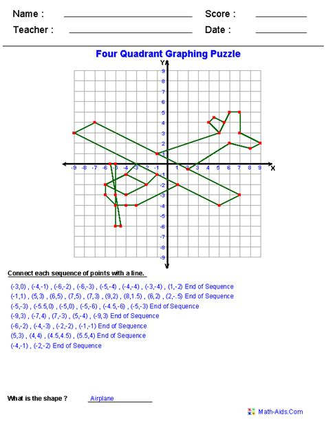 Lots Of Printable, Fun Math Worksheets  Our Current Thing Is Coordinate Pairs Homeschool