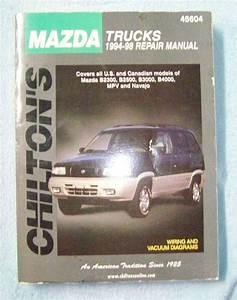 94 Mazda Navajo Fuse Diagram