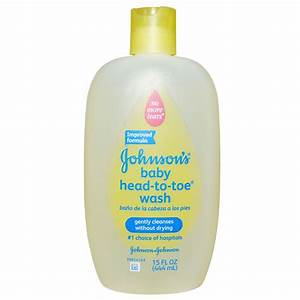 Johnson's Baby, Baby Head-To-Toe Wash, 15 fl oz (444 ml ...