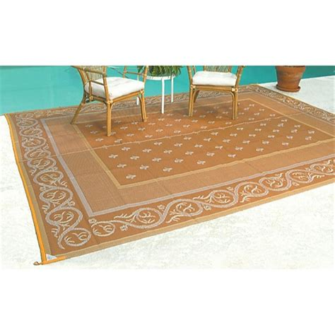 royal design patio mats 174 158200 rv outdoor furnishings