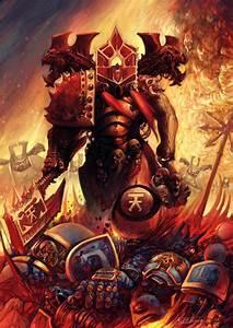 Kharn the Betrayer (Character) - Comic Vine
