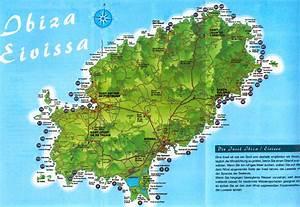 Pin Karte Von Ibiza on Pinterest