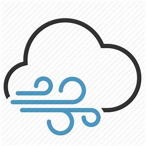 Cloud, cloudy, wind, windy icon | Icon search engine