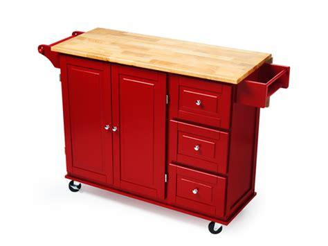 Sundance Kitchen Cart (3 Colors