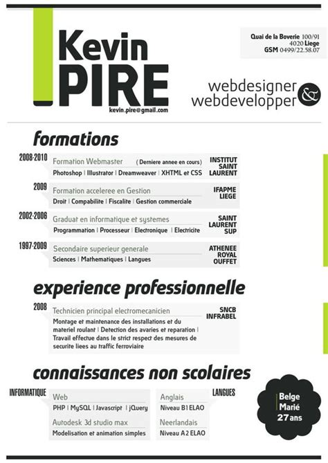 Cool Resume Templates Free by Free Resume Templates For Creative Minds