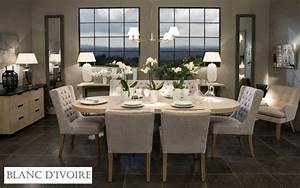 La Maison Du Blanc : acheter table salle manger bricolage maison et d coration ~ Zukunftsfamilie.com Idées de Décoration