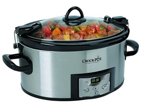 crock pot sccpvl610 cook carry cooker review omni reviews