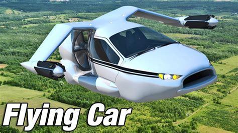 Flying Car  Terrafugia Tfx Introduction Youtube