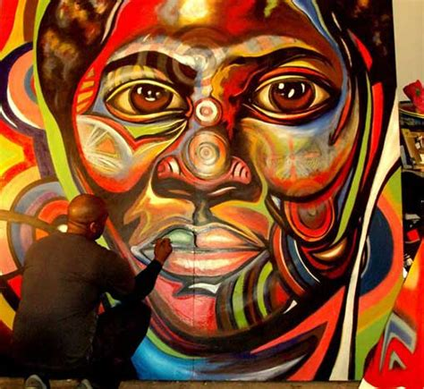 Abstract By Black Artists american paintings black artist paintings
