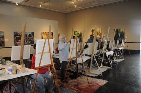 adult art classes alexandria museum  art