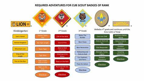 Cub Scouting Adventures | Boy Scouts of America