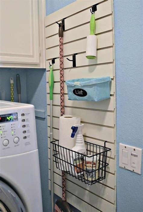 Shelves In Kitchen Ideas - 40 small laundry room ideas and designs renoguide