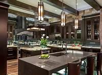lovely larget kitchen plan 15 Big Kitchen Design Ideas | Home Design Lover