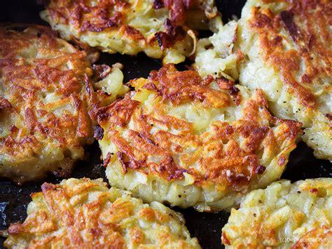 cuisiner le c駘eri galettes de pommes de terre recette sur le gourmand du dimanche