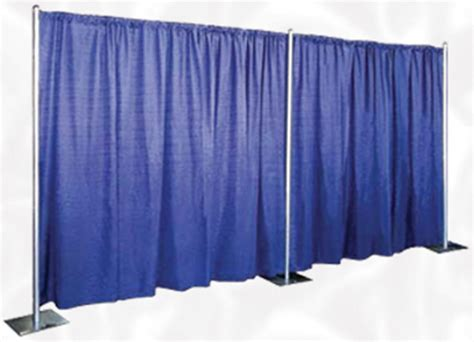 pipe drapes pipe and drape belleville tent table and chair rentals