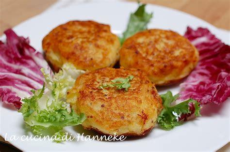 cucina olandese polpette di patate al formaggio ricetta olandese la