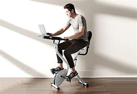laptop workout desk and recumbent bike laptop workout desk and exercise bike sharper image