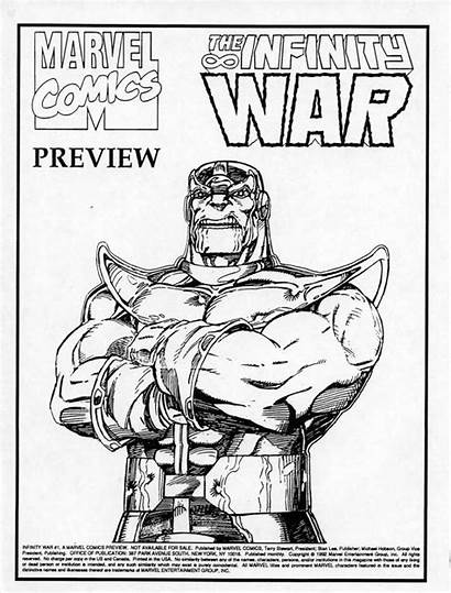 Infinity War Marvel Comics Comic Issue Comicvine