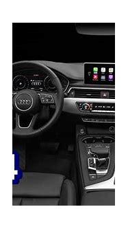 2017-2016 Audi A4 - INTERIOR - YouTube