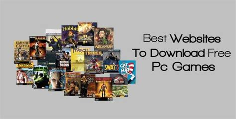websites   pc games