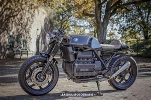 Bmw K 100 Cafe Racer : bmw k100 by wrench kings rocketgarage cafe racer magazine ~ Jslefanu.com Haus und Dekorationen