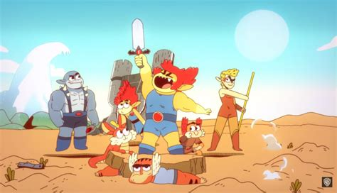 Thundercats Roar To Debut On Cartoon Network In 2019