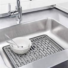 Oxo Good Grips Kitchen Sink Mat In Sink Mats