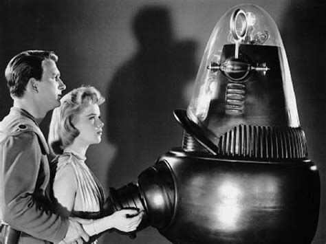 forbidden planet review classic science fiction