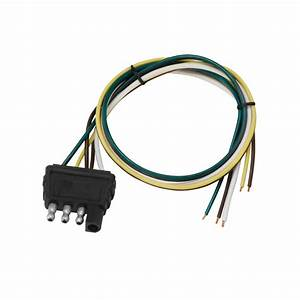 Wesbar - 4-flat Connector Harness