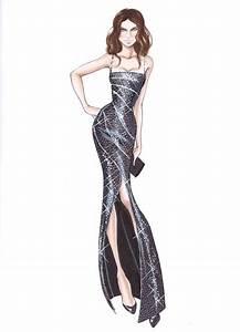 sketches on Pinterest | Fashion Sketches, Giorgio Armani ...