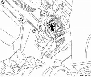 Replacement Procedure Alternator 2007 Dodge Caliber Sxt