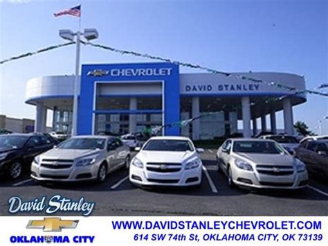 david stanley chevrolet norman oklahoma david stanley chevrolet of oklahoma city oklahoma city