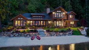 Lake House in Sandpoint, Idaho – Mountain Architects ...