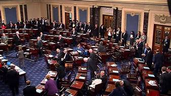 Senate passes resolution for peaceful transition