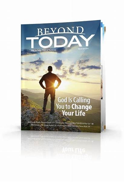 Today Beyond Magazine March God April Church
